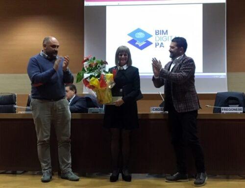 Concorso Bim Piave: vince il logo di Mirella Ghedin, architetto di Villorba